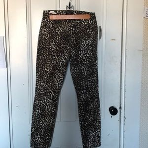 Jen 7 For All Mankind Ankle Skinny size 2 NWT